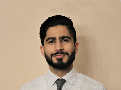 Watertech Welcomes Shayan Beg as Sales Engineer