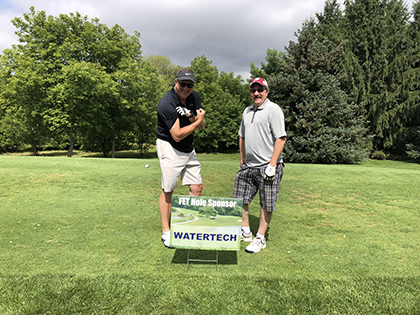 FET Golf Outing 2018