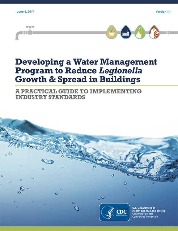 CDC Tookit for Developing Water Management Plans for